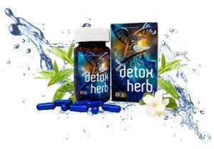 Viên uống diệt ký sinh trùng Detoxherb.