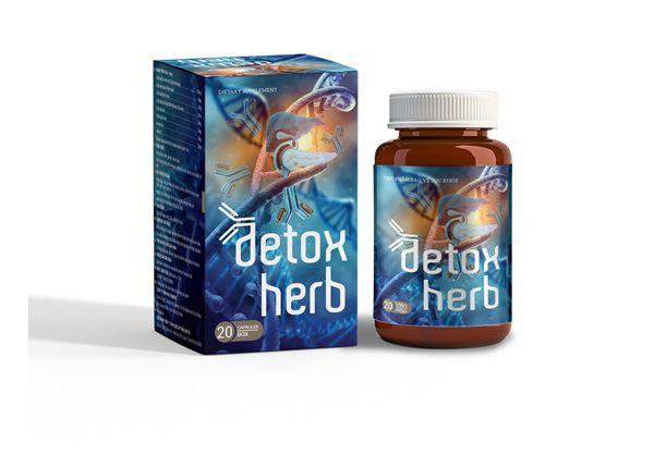 Detoxherb giải độc gan