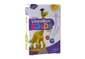 lineabon k2+d3 cho trẻ sơ sinh có tốt không