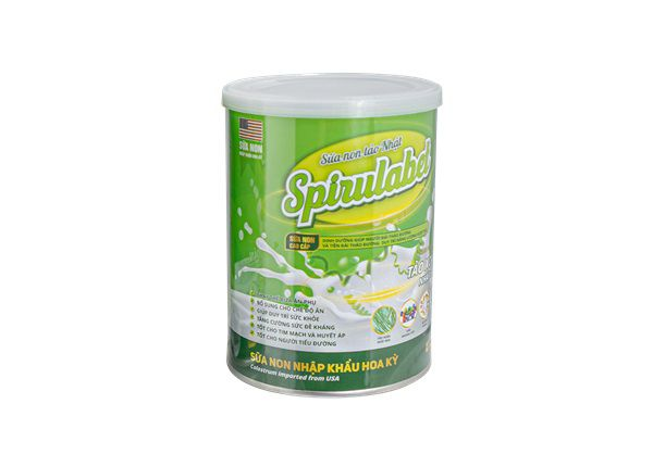 Sữa non tảo nhật Spirulabet