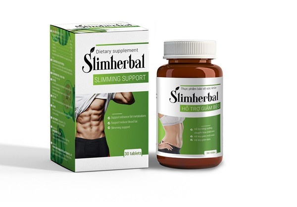 Viên uống giảm cân Slimherbal
